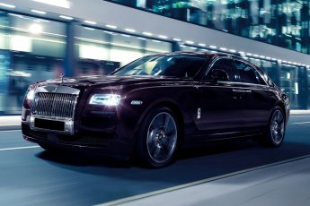 Rolls Royce Ghost V-Spec